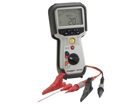 Megger MIT40X, 10 V to 100 V special applications insulation and continuity tester MIT40X