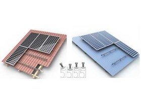 Solar Roof Mounting System Brand Grace Solar