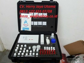 JUAL Food Contamination Test Kit ( Focon-01, 02, 03 & 04) , HJU. Ready Stock, Call / SMS : 081212265508 / 07, 082180879777, Best Price.