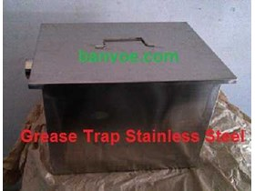Grease Trap Stailess Steel