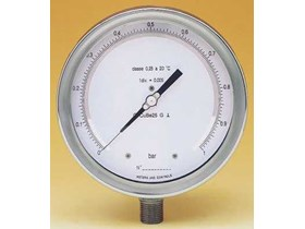 MP – TEST pressure gauges