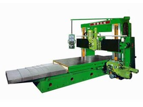 Metal Planner Precission Type Milling Machine Double Face