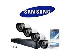 Box camera CCTV SAMSUNG