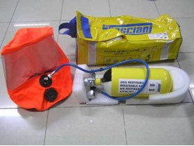 TABUNG PERNAPASAN EMERGENCY DARURAT 15 MENIT EMERGENCY ESCAPE BREATHING DEVICE EEBD