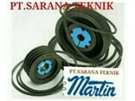 MARTIN TIMING HTD PULLEY TYPE H PT.SARANA TEKNIK