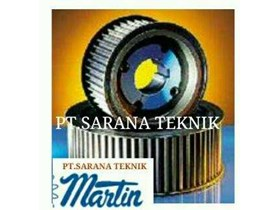MARTIN SPROCKET for chain TYPE A single double pt. sarana teknik