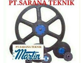 MARTIN HTD TIMING PULLEY TYPE XH PT. SARANA TEKNIK