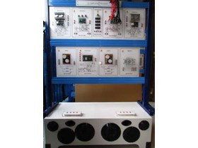 AUDIO STEREO AMPLIFIER TRAINER
