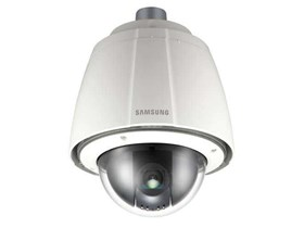 SNP-3371TH 4CIF 37x Network PTZ Dome Camera