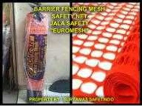 BARRIER FENCING MESH/ JALA SAFETY/ SAFETY NET