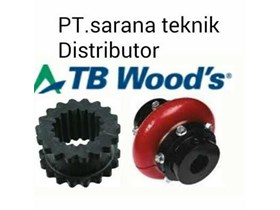TB Woods Jaw Coupling