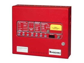 Hochiki Fire Alarm Panel Type : HCVR-3 Conventional Releasing Panel