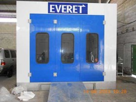 OVEN CAT. OVEN CAT MOBIL. SPRAYBOOTH EVERET 7501