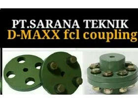 D-MAXX FCL COUPLING