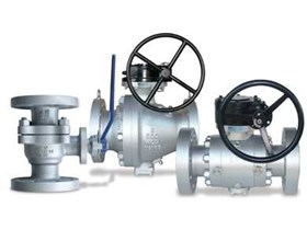 Jual Ball Valve Floating A216 WCB