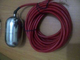 Cable level switch high temperature