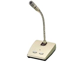 TOA CHIME Microphone Paging model ZM-100EC
