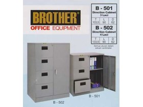 BROTHER DIRECTION CABINET