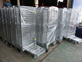 Roll Cage Pallet