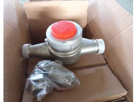 SHM Stainless Steel 316L  Flowmeter Cold Water 50c DN50/2