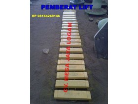 PEMBERAT LIFT / COUNTER WEIGHT / BANDUL LIFT