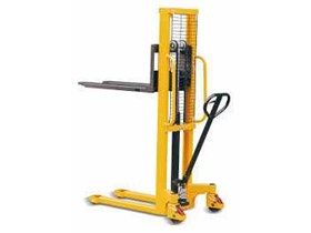 Harga Distributor Jual Hand Stacker Manual 2 Ton
