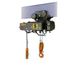 Distributor Electric Wire Rope Hoist MItsubishi 500Kg