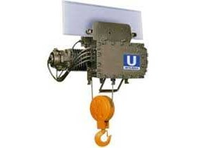 Distributor Electric Wire Rope Hoist MItsubishi 1 Ton