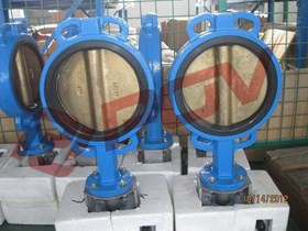 ELECTRIC ACTUATOR ON/ OFF WITH BUTTERFLY