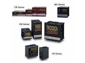 RKC temperature Controllers - RB100, RB400, RB500, RB700, RB900