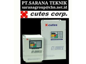PT SARANA CUTES INVERTER CUTES INVERTER SERI CT 200F MADE IN TAIWAN