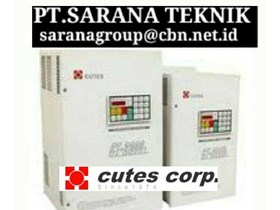 CUTES INVERTER PT SARANA TEKNIK SERI CT 200F MADE IN TAIWAN