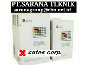 CUTES INVERTER PT SARANA TEKNIK CUTES INVERTER SERI CT 200F MADE IN TAIWAN 1 HP TO 150 HP