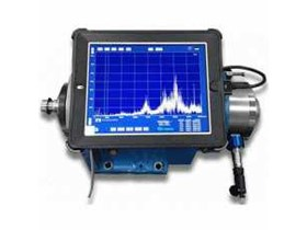 GTI Spindle Vibration Analyzer and Balancing System