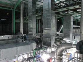 Ducting/ Cerobong