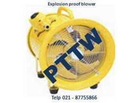 Distributor Portable Blower fan Explosion Proof Shenli Indonesia