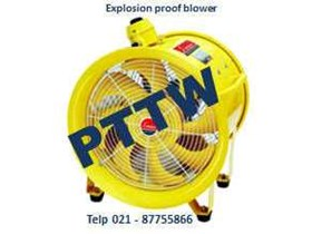 Distributor Explosion Proof Portable Blower fan Shenli Indonesia