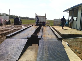 JEMBATAN TIMBANG ( WEIGHBRIDGE)