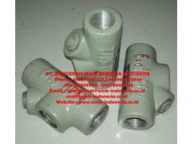 Sealing Fitting Stainless Steel Explosion Proof