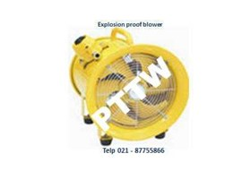 Jual Blower fan Explosion Proof Portable Shenli Di Indonesia