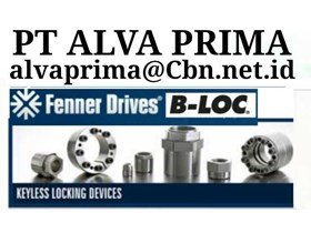 PT ALVA PRIMA SELL BLOC KEYLESS LOCKING ASSEMBLY FENNER