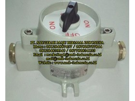 Selector Switch Ex Proof On Off Illumination Switch