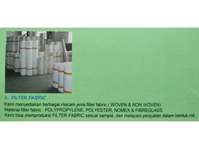FILTER FABRIC