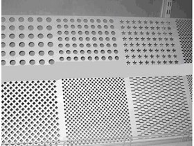 JUAL PLAT LUBANG Perforated Sheet Metal DI SURABAYA