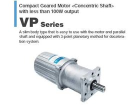 Jual Fuji Hensokuki Geared Motors VP Series