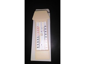 Maxima minima thermometer made in Germany