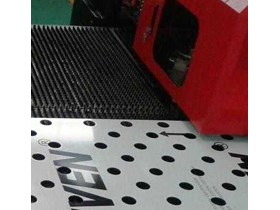 Custom Perforated ACP Stainless Steel Galvanis Steel Aluminium