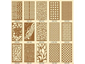 Jasa Laser Cutting Laser Cut Decorative Product