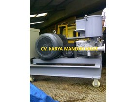 Compressor Hori Wing With Motor Electric