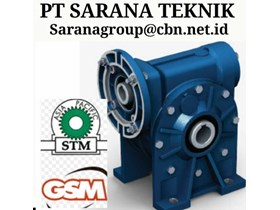 PT SARANA MOTOR STM GEARBOX  PLANETARY GEARBOX  MOTOR WORM